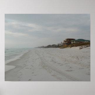 11x14 Print Of Florida Beach
