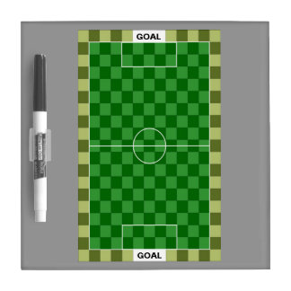 11x17 Soccer Goal (11v11) TAG Game Board