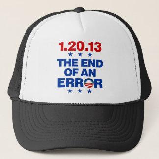 12013 the end of an error trucker hat
