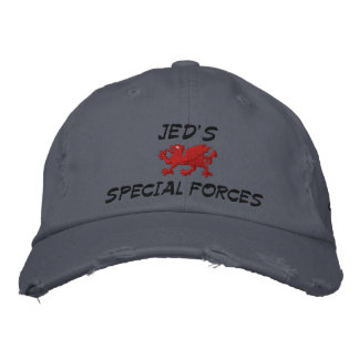 120544813351654171, JED'S, SPECIAL... - Customized Embroidered Baseball Hat