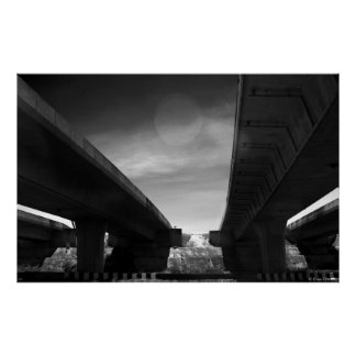 12062010 Grayscale photograph poster