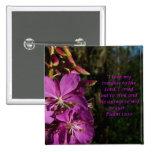120:1 del salmo que anima el botón de la flor de l pins