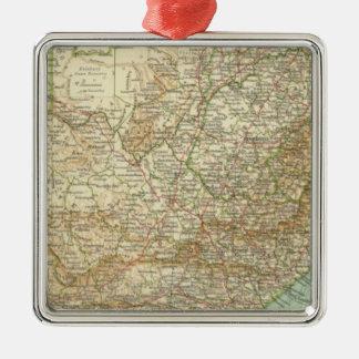 120 Cape Colony Metal Ornament