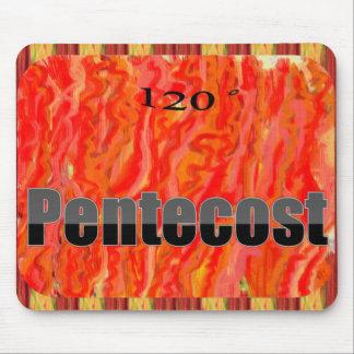 120 grados de Pentecost Mousepad Alfombrilla De Ratón