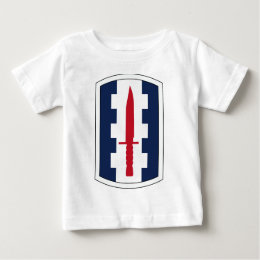 120th Infantry Brigade Baby T-Shirt