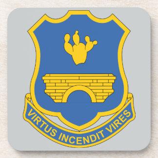 120th Infantry Regiment Drink Coaster