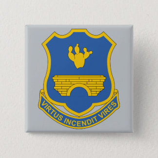 120th Infantry Regiment Pinback Button