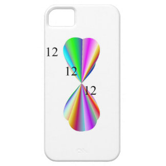 121212 Rainbow Heart Casemate iPhone SE/5/5s Case