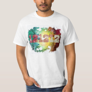 121212 Year Of The Dragon T-Shirt