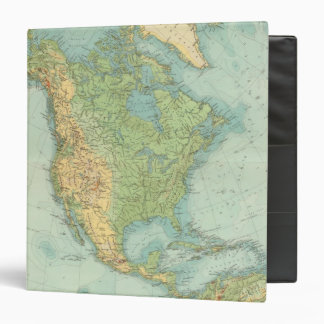 12122 North America Physical Binder
