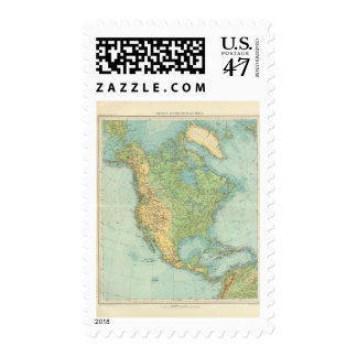 12122 North America Physical Postage