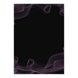 1212 DARK EMO PURPLE BLUE SMOKE BLACK NIGHT GRAPHI CARD