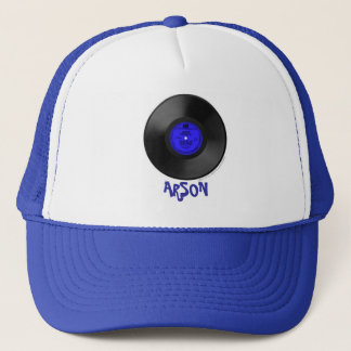 1213, ARSON - Customized Trucker Hat