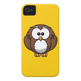 12154415151126295659lemmling_Cartoon_owl.svg Case-Mate iPhone 4 Case