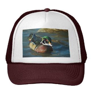 121609-163-AH TRUCKER HAT