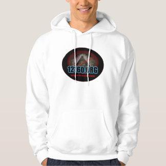 12160_Logo_Hoody Hooded Pullover