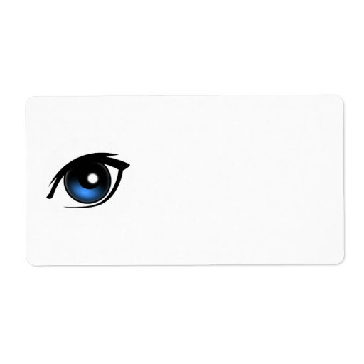 1216137653542424074narrowhouse_cartoon_eye personalized shipping label