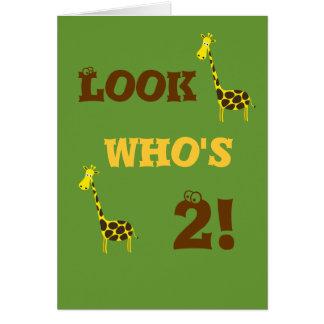 1218784744929957488Martouf_Giraffe_sympa_svg_med Card