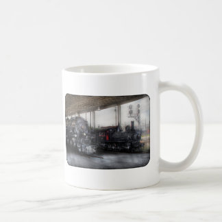 1218 - End of the line Classic White Coffee Mug