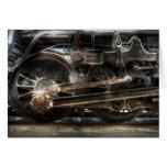 1218 - Tipo-UNo vapor 2-6-6-4 del nanovatio - rued Felicitación