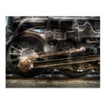 1218 - Tipo-UNo vapor 2-6-6-4 del nanovatio - rued Postales