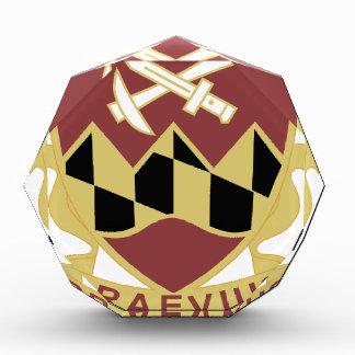 121st Engineer Battalion Distinctive Unit Insignia Acrylic Award