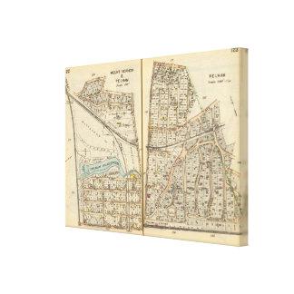 122123 Mt Vernon, Pelham Canvas Print