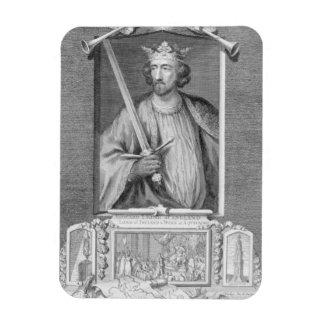 1239-1307) reyes de Edward I (de Inglaterra a part Imán De Vinilo