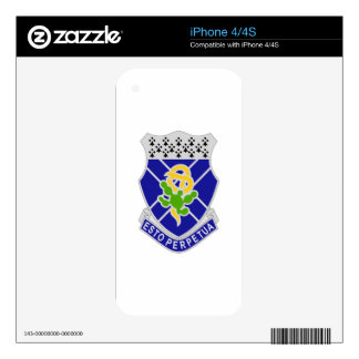 123 Armor Regiment Skin For The iPhone 4S