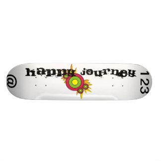 123 Scat Board Custom Skate Board