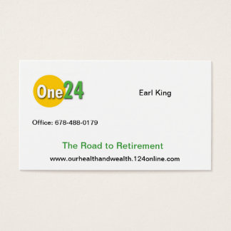 124 Online Business Card