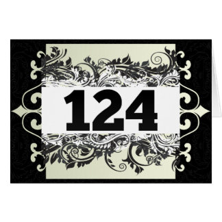 124 TARJETÓN