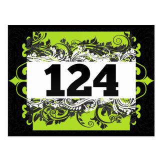 124 TARJETAS POSTALES