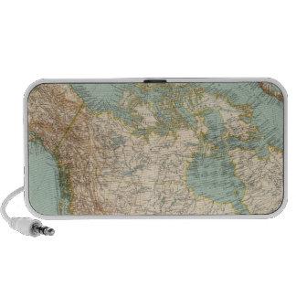 12526 Canadá Alaska Groenlandia iPod Altavoces