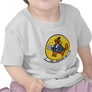 125th Fighter Squadron Tee Shirts