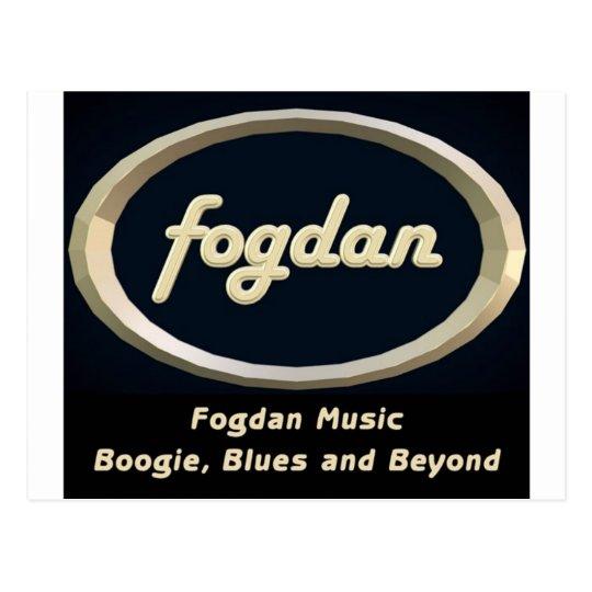 1264-Fogdan Postcard
