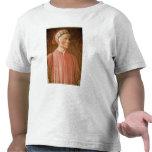 1265-1321) detalles de su busto, franco de Dante Camisetas