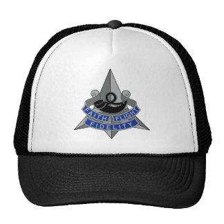 126th Aviation Regiment - Faith, Flight, Fidelity Trucker Hat