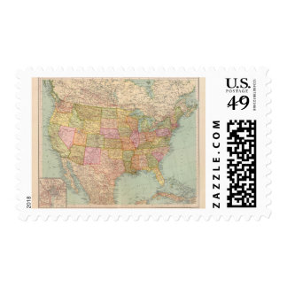 12728 Estados Unidos Estampilla