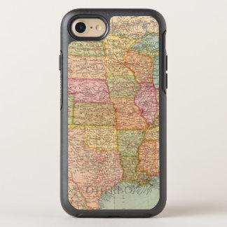 12728 Estados Unidos Funda OtterBox Symmetry Para iPhone 7