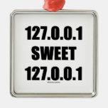 127.0.0.1 127.0.0.1 dulce (friki casero dulce case adorno de navidad