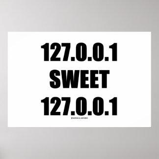 127.0.0.1 127.0.0.1 dulce (friki casero dulce case poster