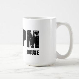 128 BPM - música de la casa Taza Clásica