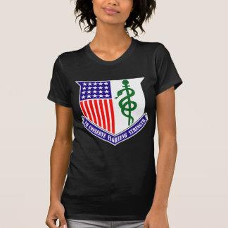 128o Hospital del apoyo táctico Camisetas