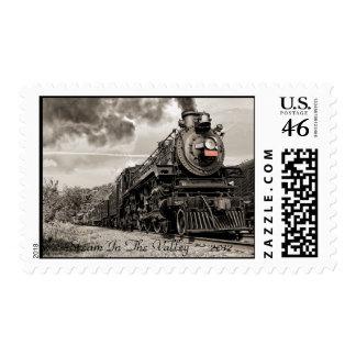 1293 Steam Engine USA Forever Postage Stamp