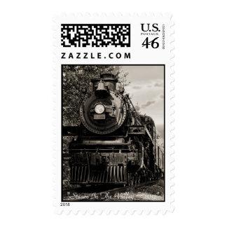 1293 Steam Engine USA Postage Forever Stamp