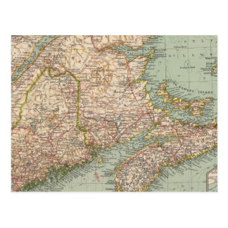 129 Maine, Nueva Escocia, Nuevo Brunswick, Quebec Postales