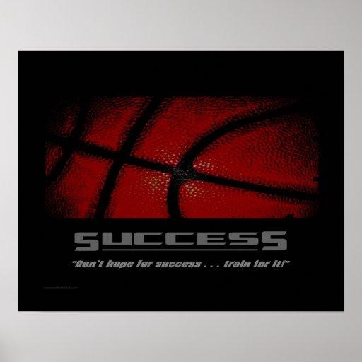 #129 (Matte) Basketball Poster