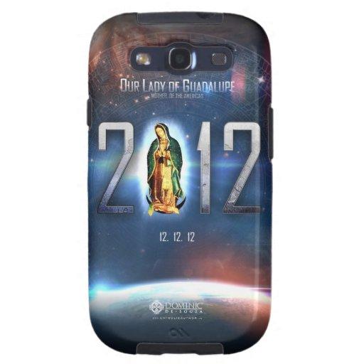 12.12.12 Celebración de nuestra señora de Guadalup Galaxy SIII Cárcasas