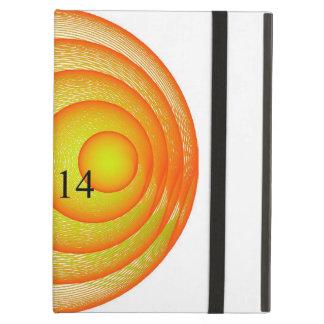 12/13/14 caja anaranjada del aire del iPad